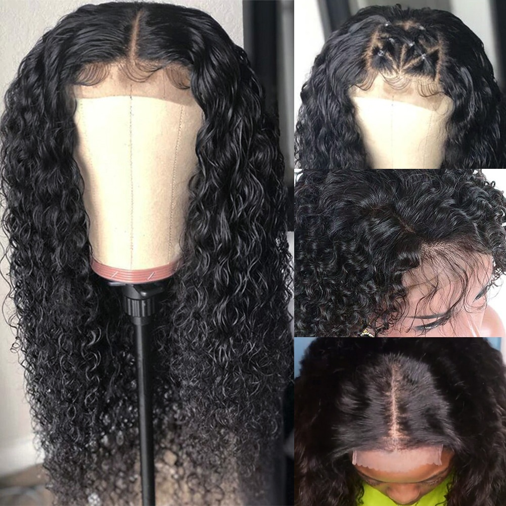 culry-lace front wigs