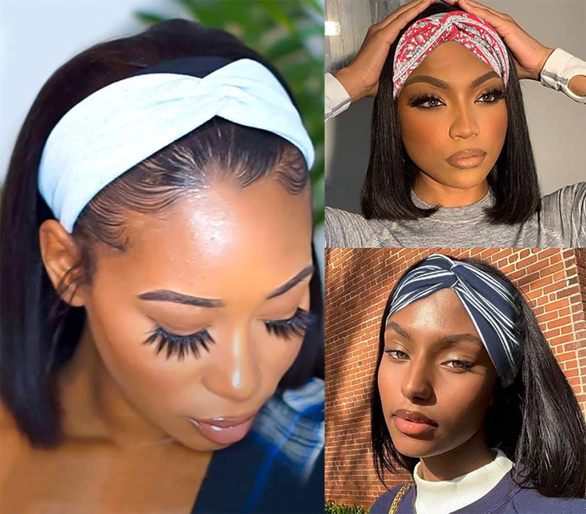 straight-short-bob-headband-wig-1